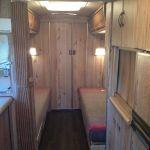 1981 Airstream Excella II Interior