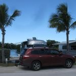 2014 Airstream Flying Cloud Tow Vehicle