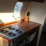 1976 Airstream Argosy Interior
