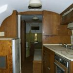 1963 Airstream Tradewind Interior