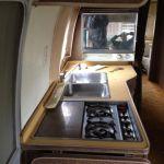 1972 Airstream Overlander Interior