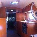 1963 Airstream  Interior