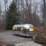 1951 Airstream Flying Cloud Exterior