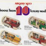 1977 Airstream Argosy Rear Door Other Information