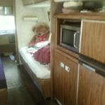 1978 Airstream Sovereign Interior