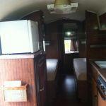 1960 Airstream Tradewind Interior