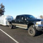 1973 Airstream Sovereign Tow Vehicle