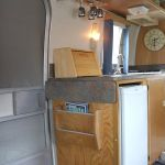 1967 Airstream Globe Trotter Interior