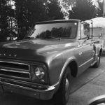 1968 Airstream Overlander Tow Vehicle