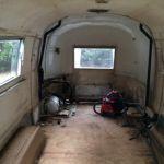 1968 Airstream Overlander Interior