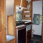 1954 Airstream Wanderer Interior