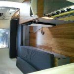 1967 Airstream Globetrotter Interior