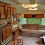 1992 Airstream Excella Interior