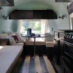 1964 Airstream Globetrotter Interior