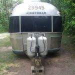 1984 Airstream Sovereign Systems and Running Gear