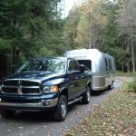 2005 Airstream Bunkhouse Tow Vehicle